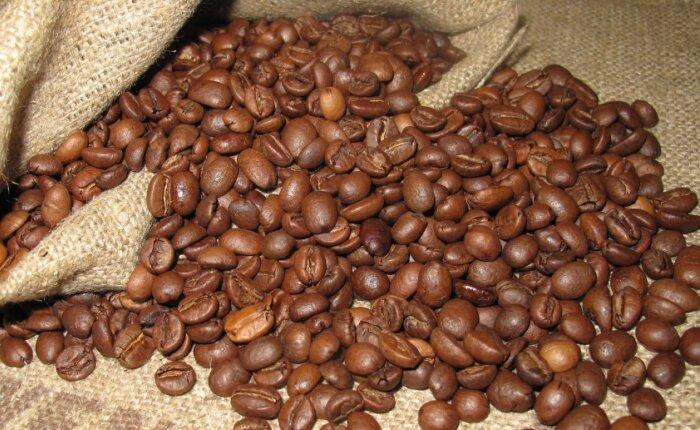 Крупные зерна
